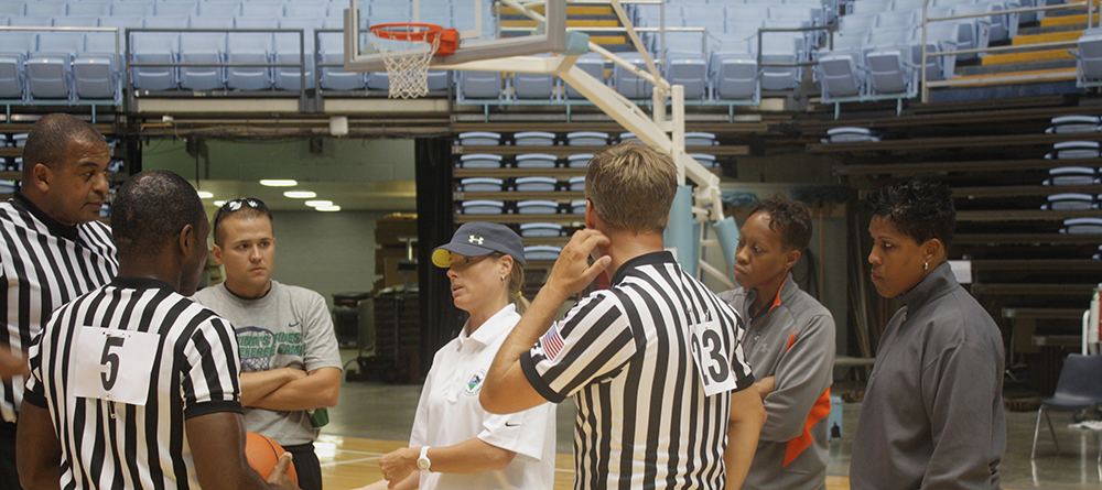 Carolinas Finest Referee Camp – North Carolina Basketball Referee Camp